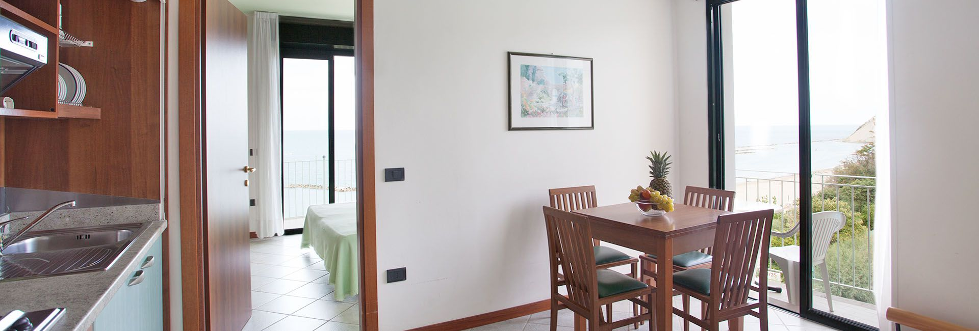 Residence hotel villamare gabicce mare hotel gabicce mare for Appartamenti gabicce mare